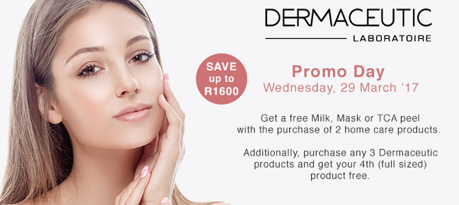 Dermaceutic Promo Day