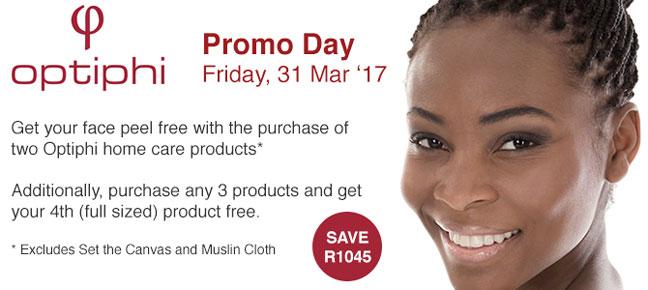 Optiphi Promo Day