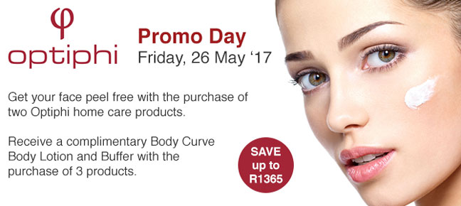 Optiphi Promo Day - Friday, 26 May '17