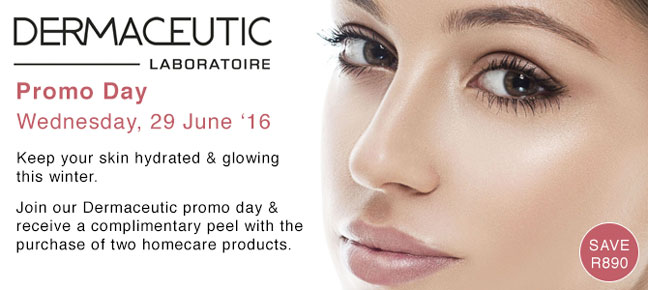 Dermaceutic Promo Day - Wednesday, 29 June '16