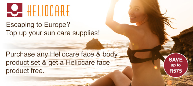 Heliocare Promo - Save up to R575