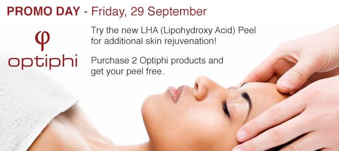 Optiphi Promo Day - Friday, 29 September