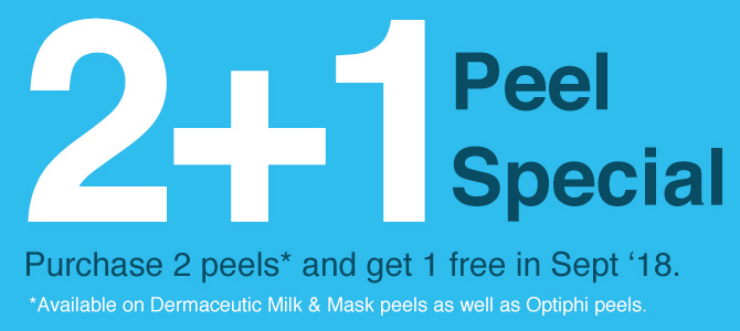 2+1 Peel Special - September 2018