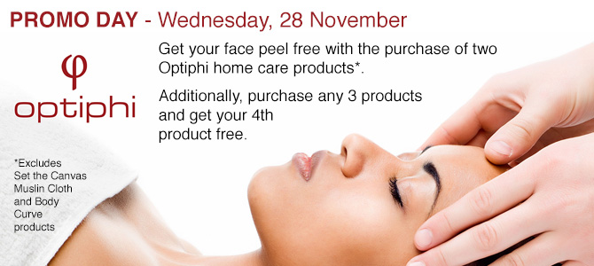Optiphi Promo Day - Wed, 26 Sept '18